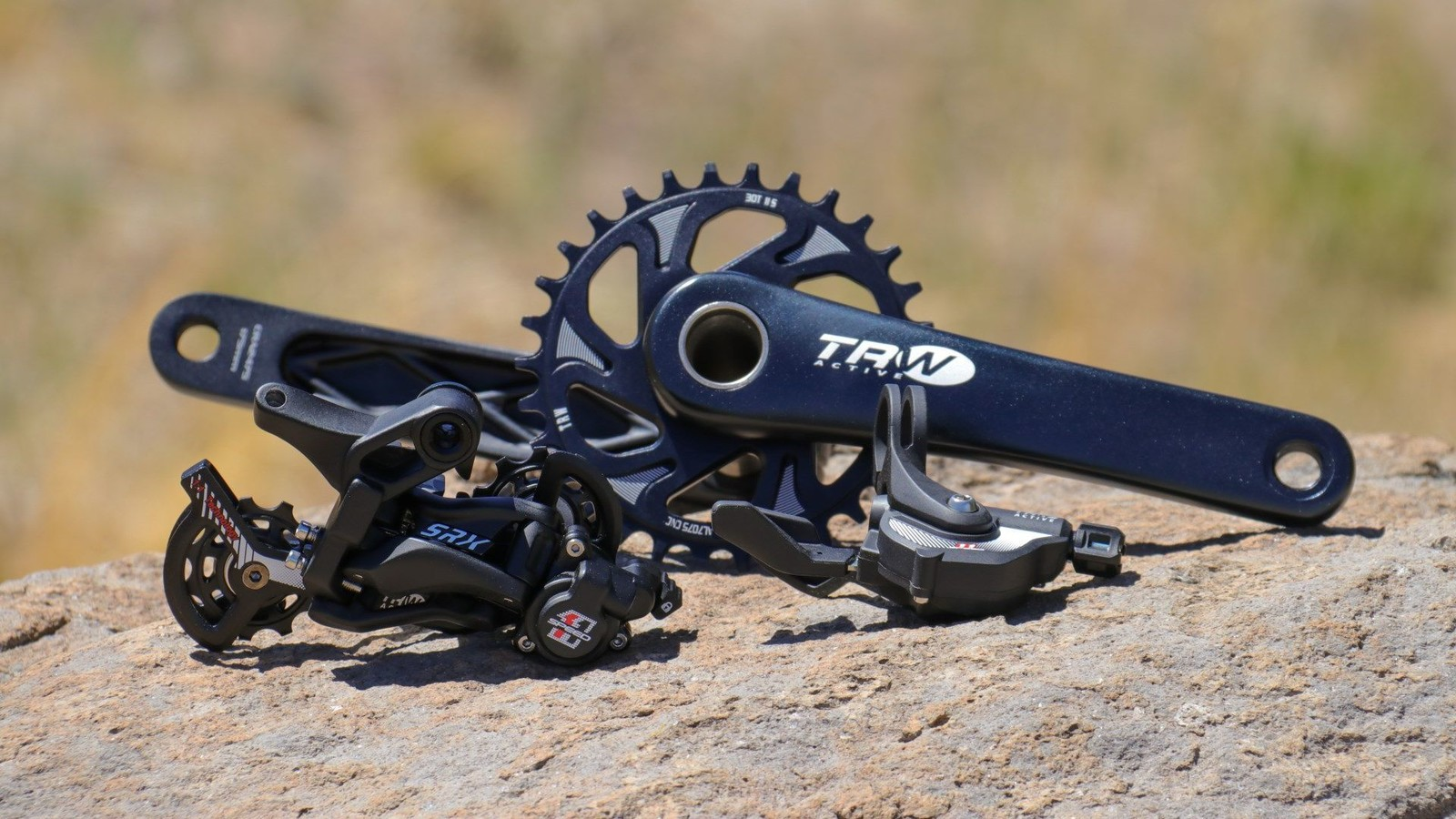3bcace6e854 TRW Active Enters the Mountain Bike Drivetrain Market - Mountain ...