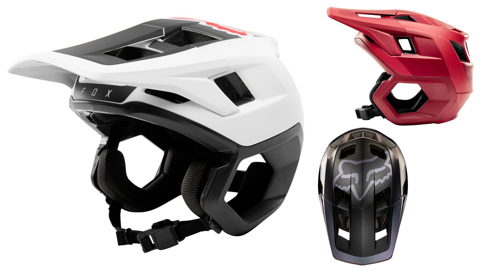 Fox Racing Introduces The Dropframe Helmet Mountain Bikes News Stories Vital Mtb