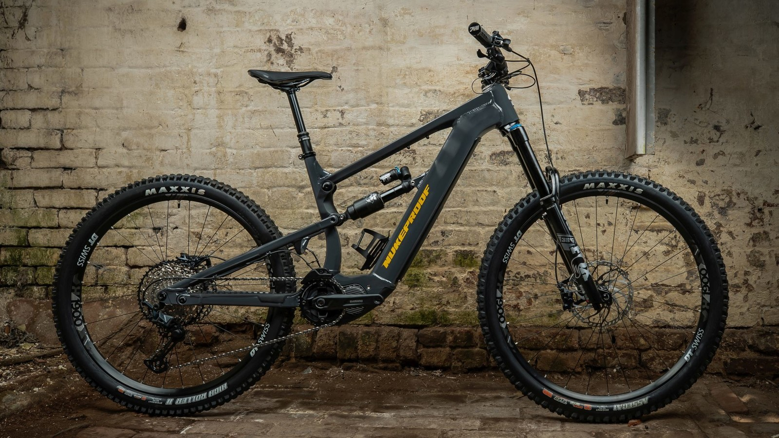 Introducing the Nukeproof MegaWatt 297 Alloy E-Bike