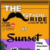 Mustache Ride This Sunday! Sunset Jumps, Lakewood, CO