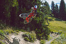 Champery Bike Park Opening May 14 2016