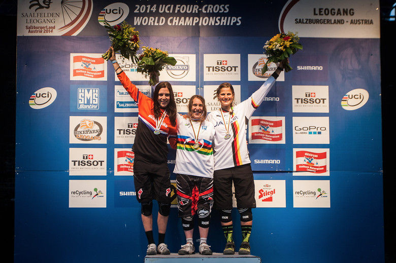 Slavik and Curd are the new 4X World Champions
