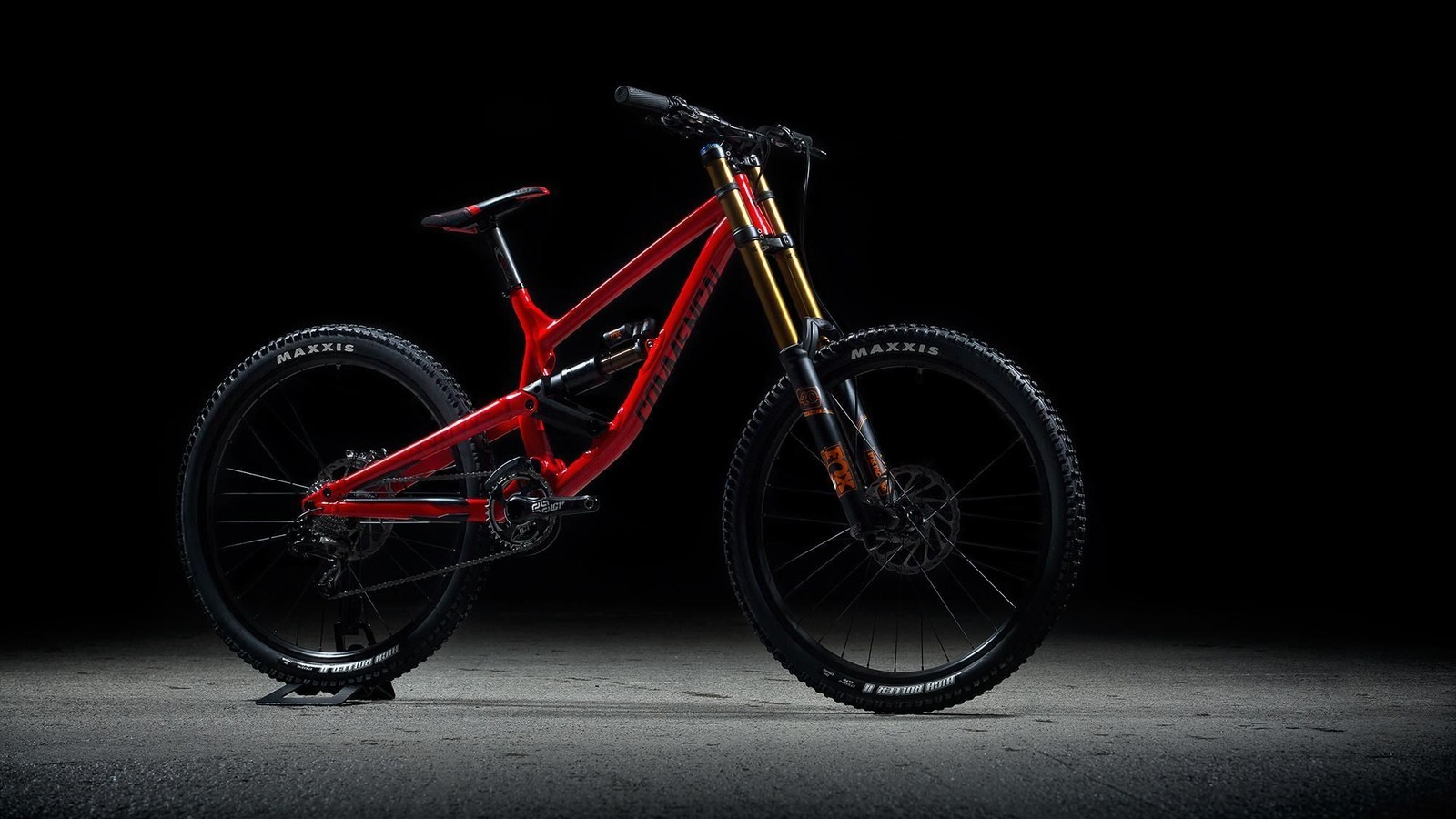 Commencal Introduces the Furious DH