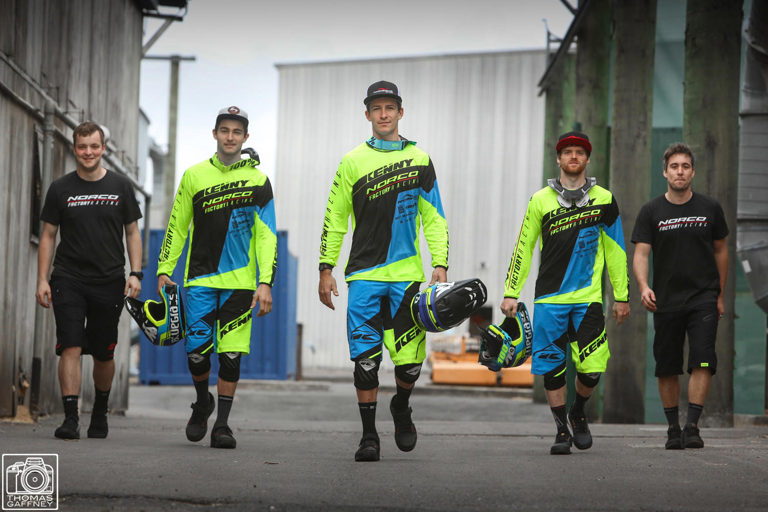 Norco Factory Racing – 2017 Sponsor Introductions