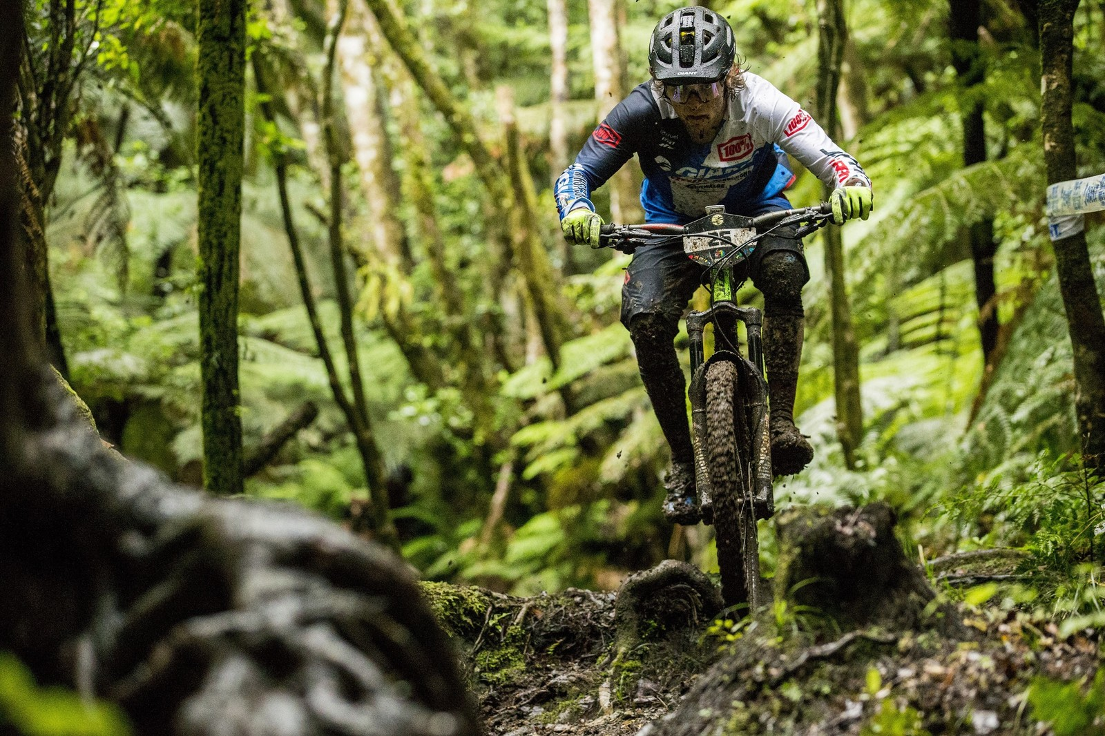 2017 Enduro World Series Round 1: A Wet and Wild Start in