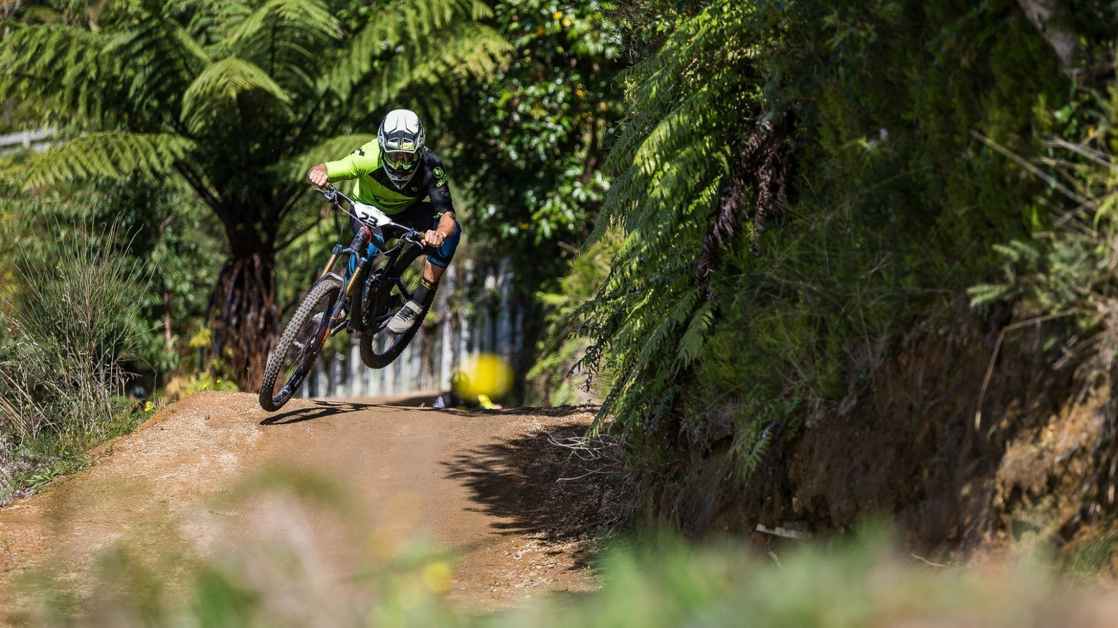 Matt Walker Wins Big at Crankworx Rotorua Air DH