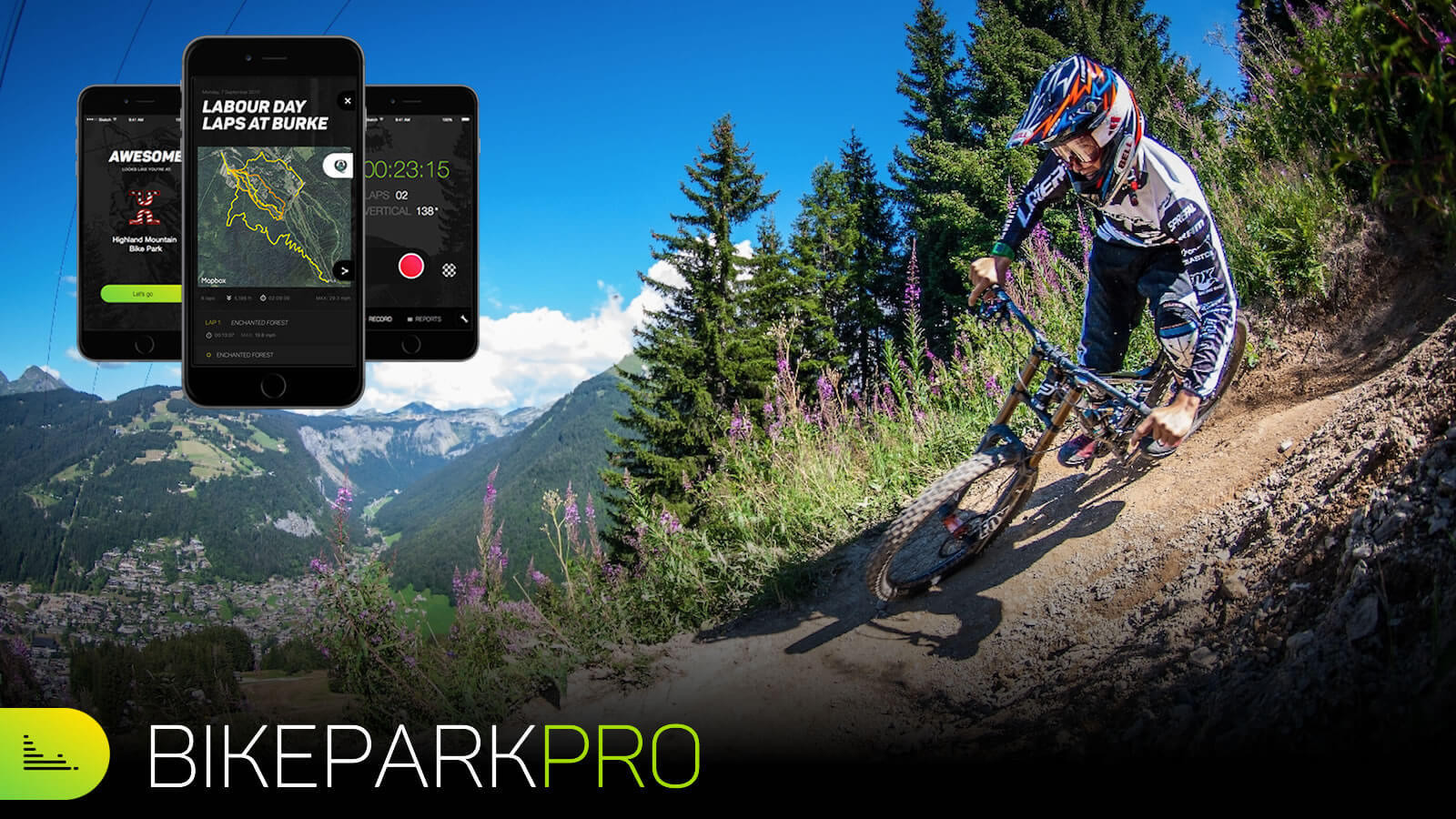 Get Ready for the New Season with BikeParkPRO