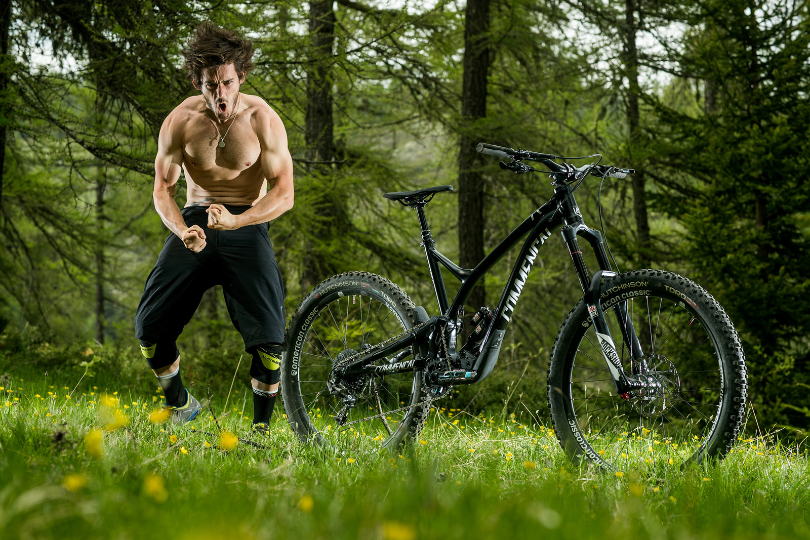 Introducing the Commencal Supreme SX