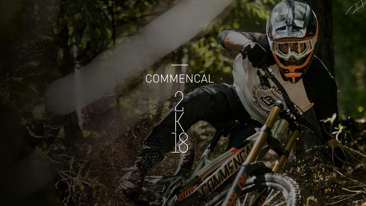 Commencal Launches 2018 Range