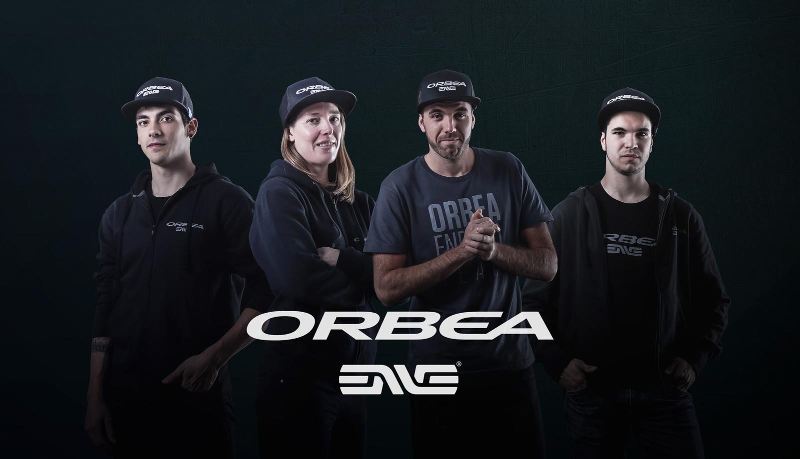 Orbea Enduro Team - The beginning of Enduralin