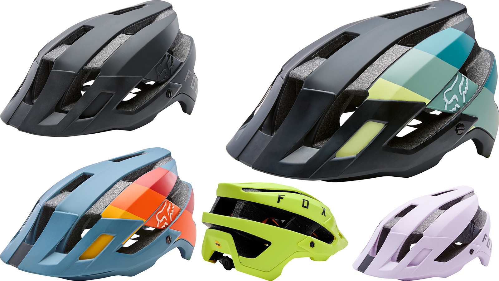 a1a87220399 FOX Racing Announces All-New Flux and Flux Mips Trail Helmet ...