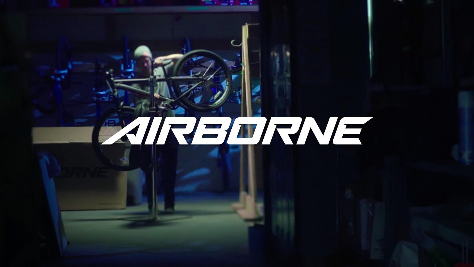 Airborne Bicycles Welcomes Drew Bezanson