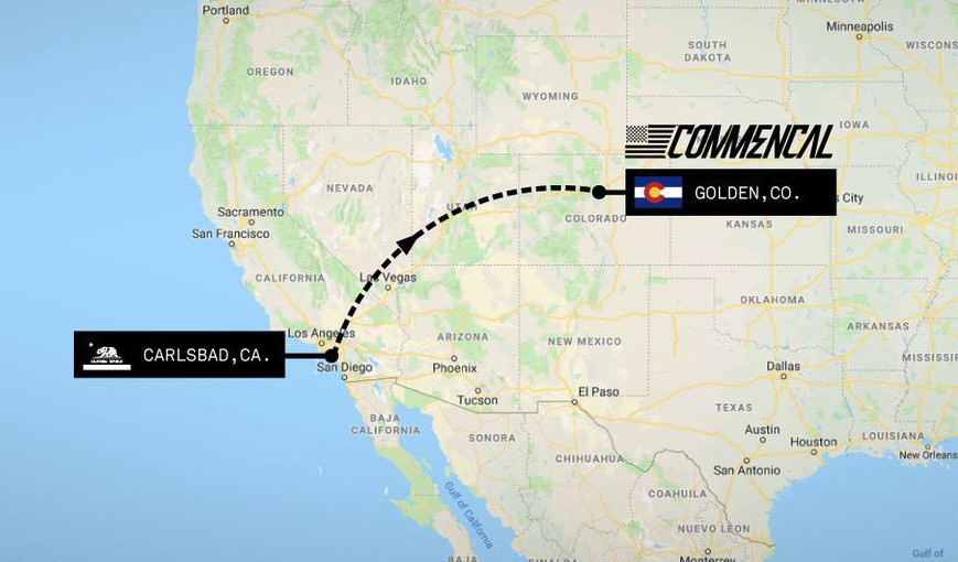 Commencal USA Moving to Golden, Colorado