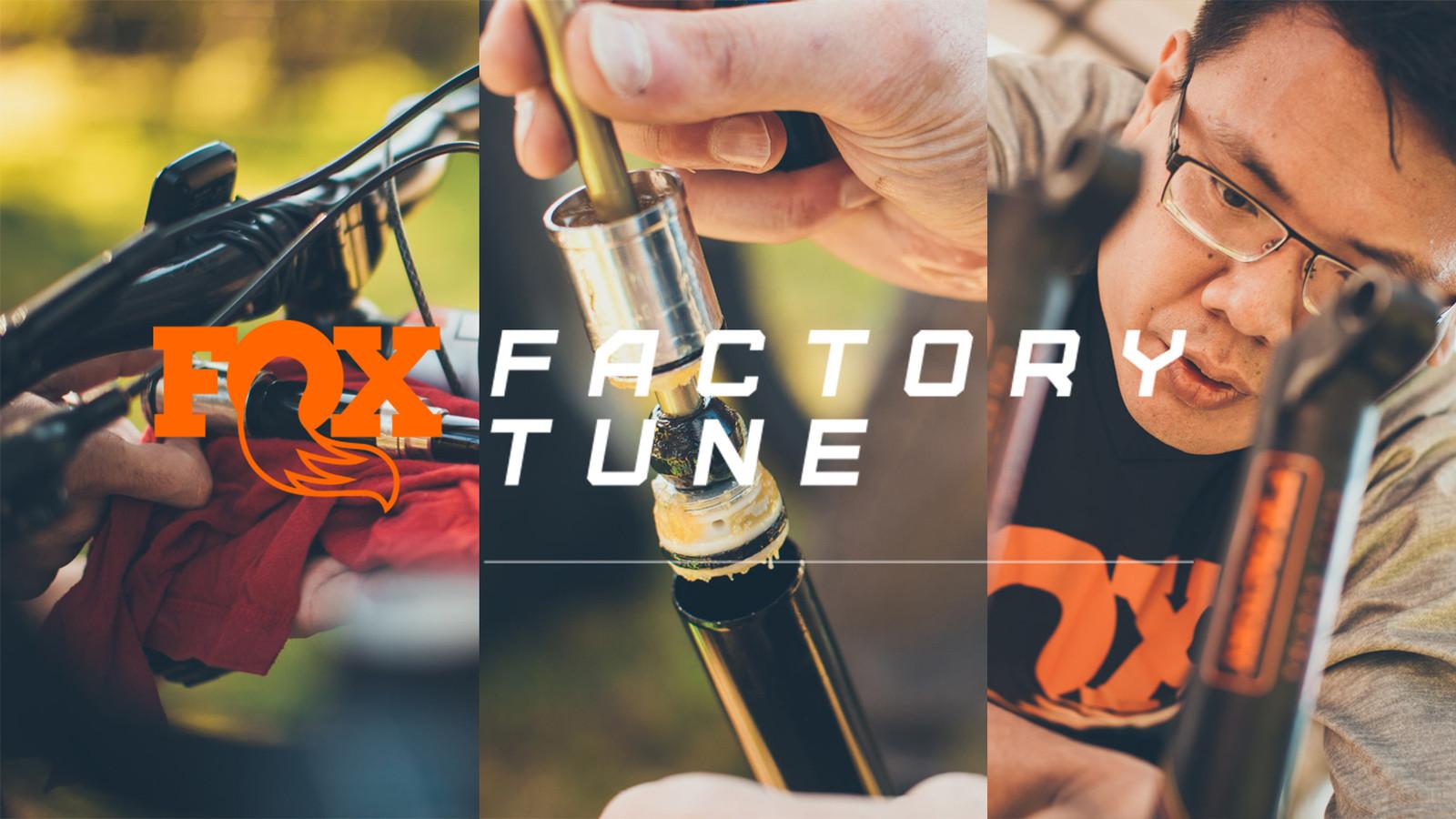 FOX Introduces Factory Tuning Program