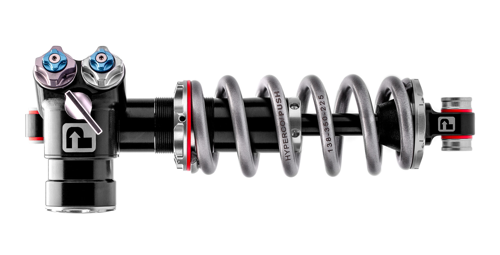 PUSH Industries Launches ELEVENSIX SS Coil Shock - Fits More Bikes