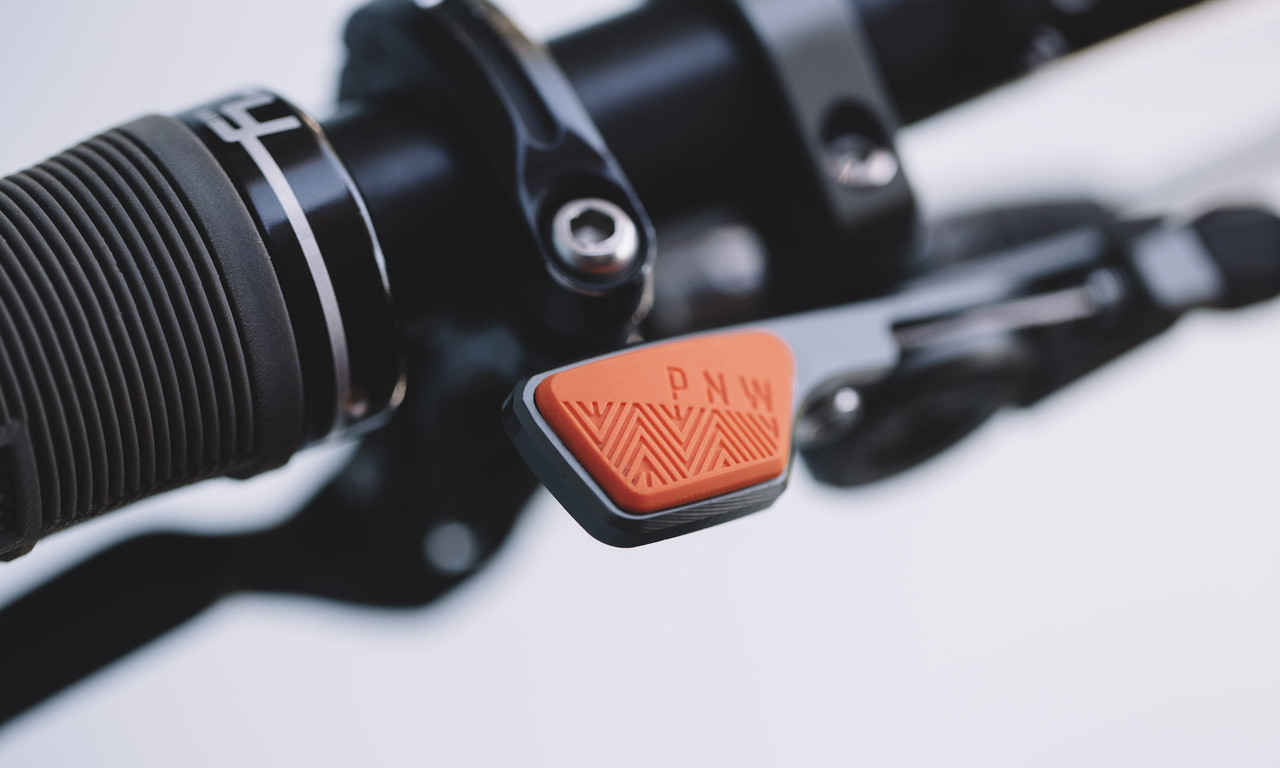 PNW Components Launches Premium-Level Loam Lever for Cable Actuated Dropper Posts