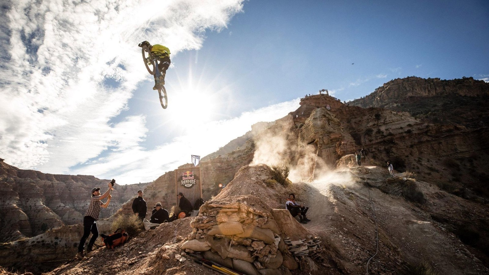 Red Bull Rampage >> 2018 Red Bull Rampage Ticket Packages Announced Mountain