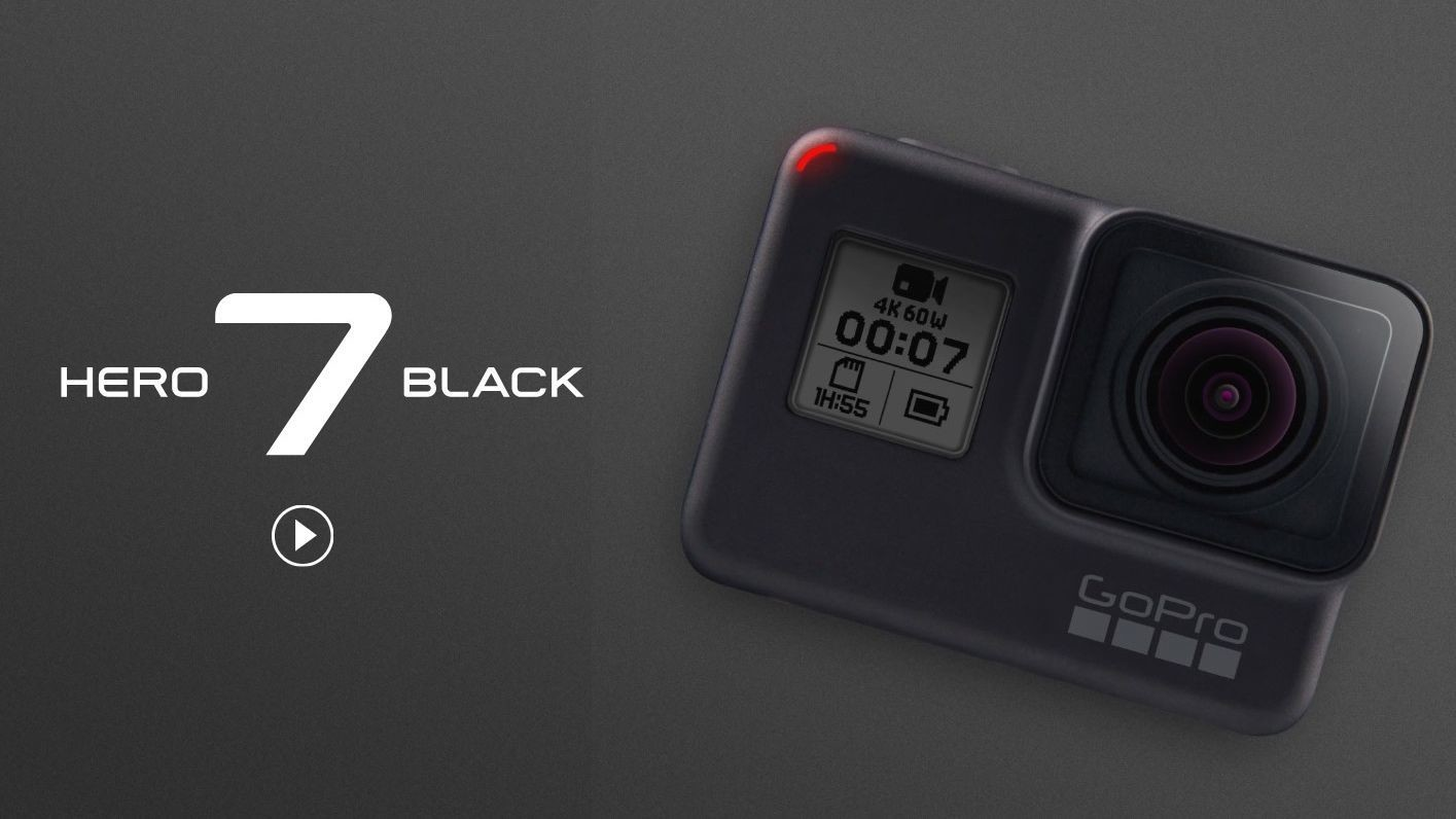 Introducing the GoPro HERO7 Black - Shaky Video is Dead