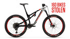 160 Bikes Stolen from Rocky Mountain's Vancouver Warehouse