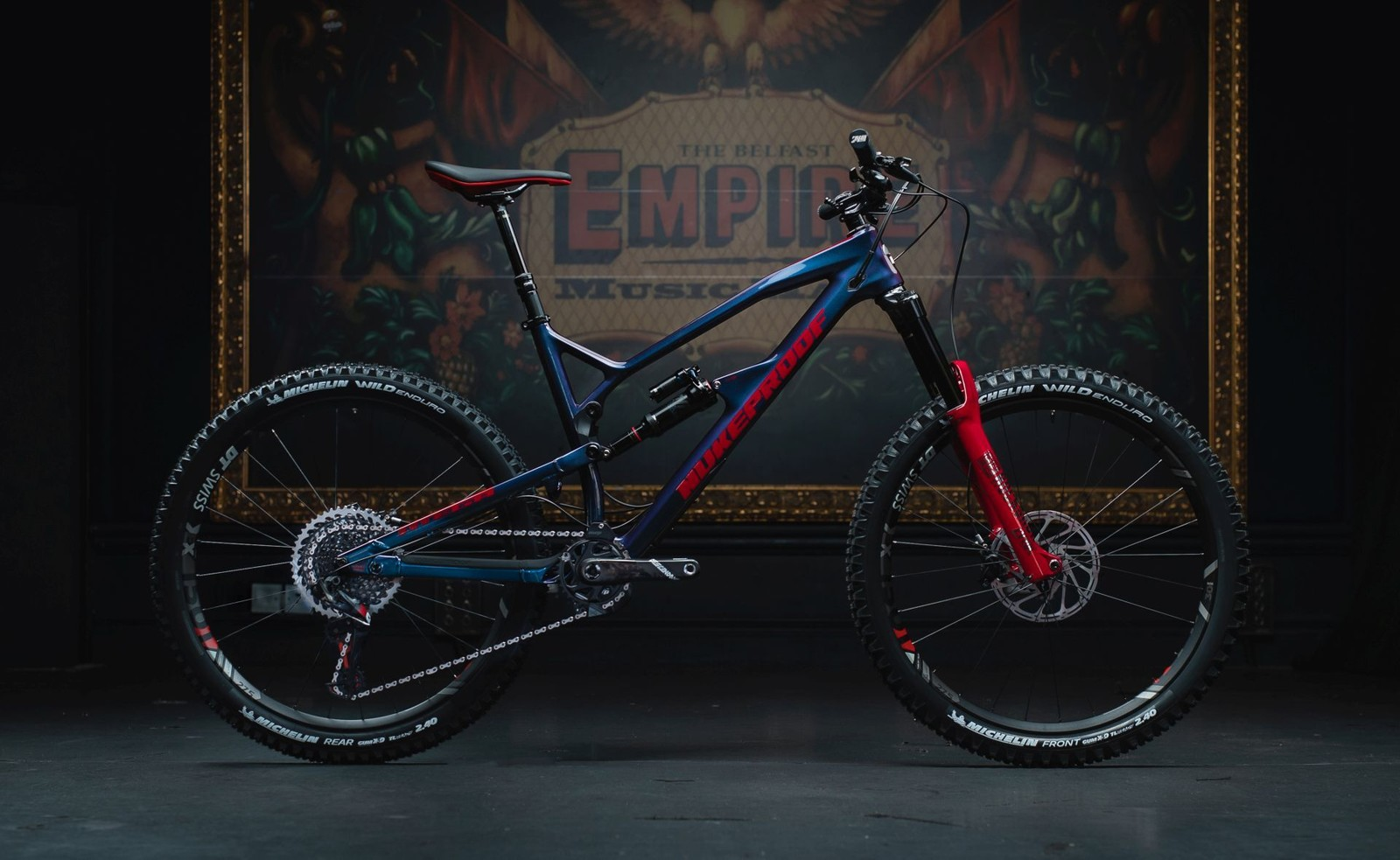 1dbef70f0 Nukeproof Introduces 2019 Bike Range