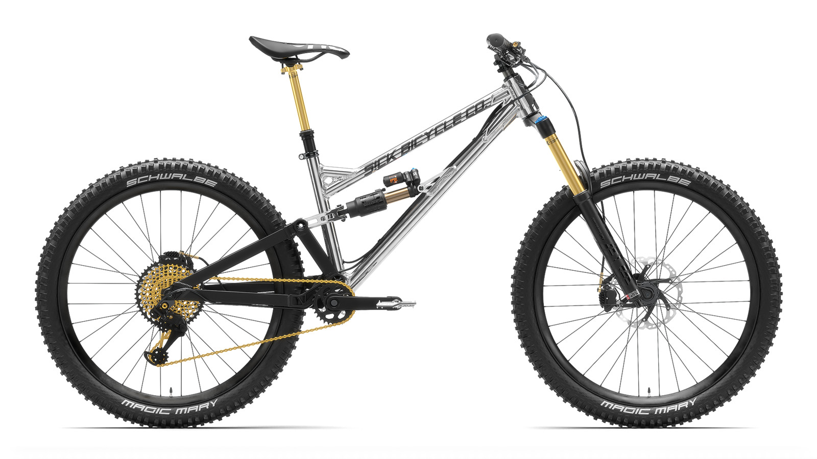 Sick Bicycle Co. Introduces the Gnarpoon