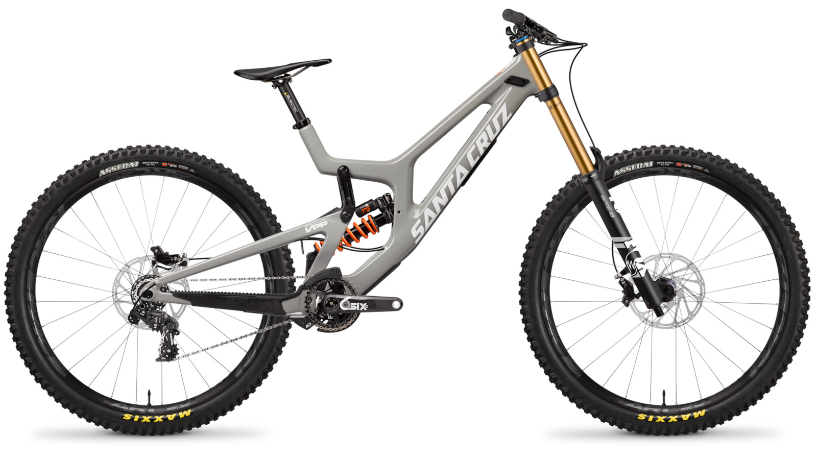 Santa Cruz Releases New V10 DH Bike in 29 and 27.5 Along ...