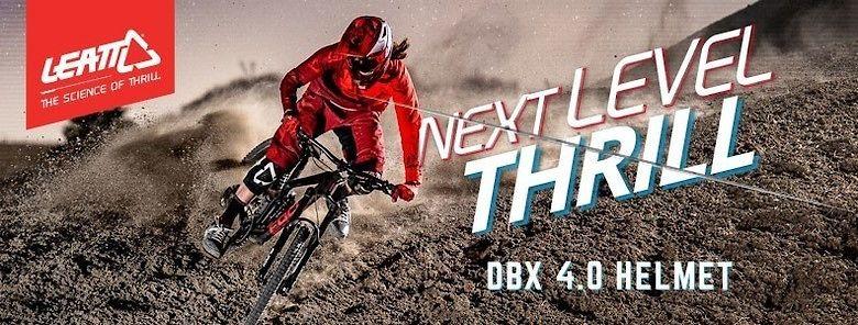 Leatt Releases All-New Award Winning DBX 4.0 Full-Face Helmet