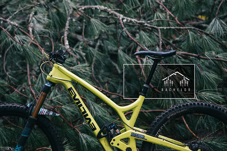 Video: PNW Trails and a New Bachelor Dropper Post