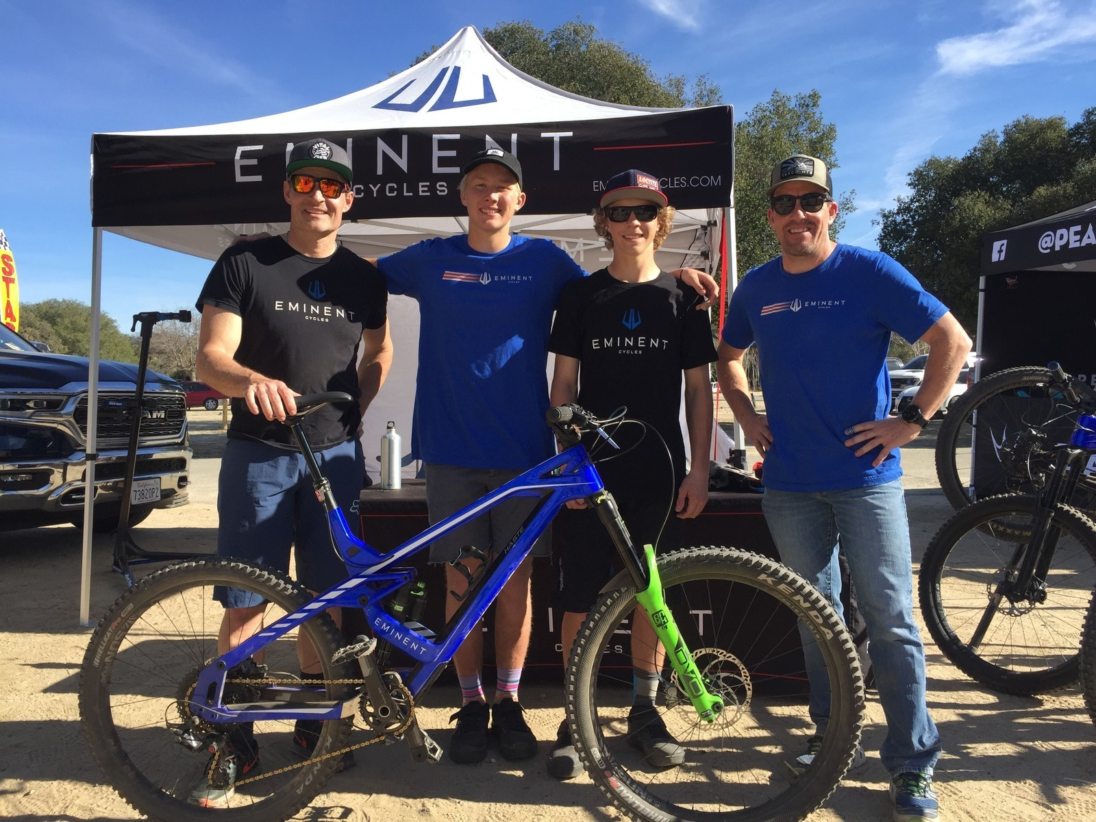 Eminent Cycles Announce 2019 Enduro Team
