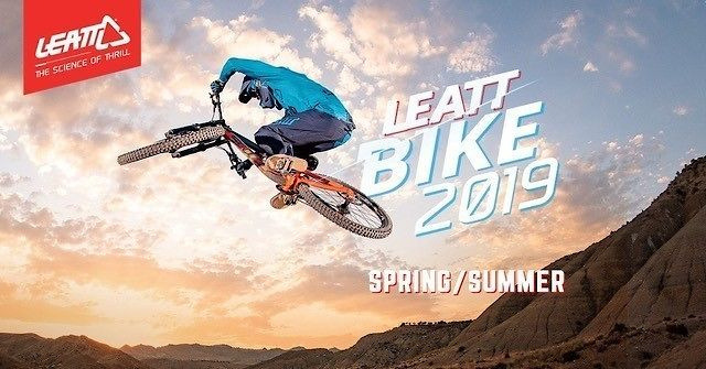 See Leatt's 2019 DBX Bike Spring and Summer Line