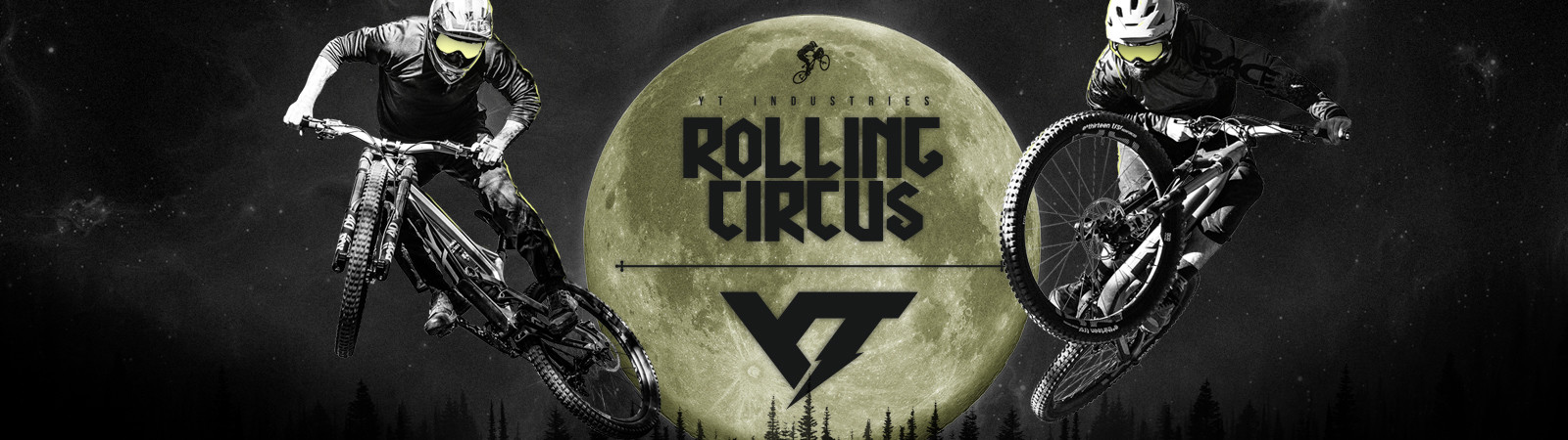 YT Announces 2019 Rolling Circus Demo Tour Dates