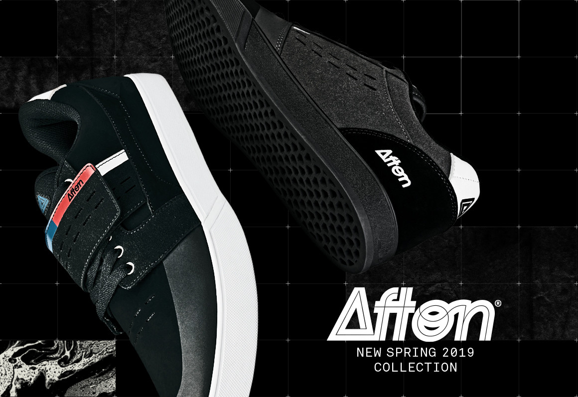 Afton Shoes Spring 2019 Release