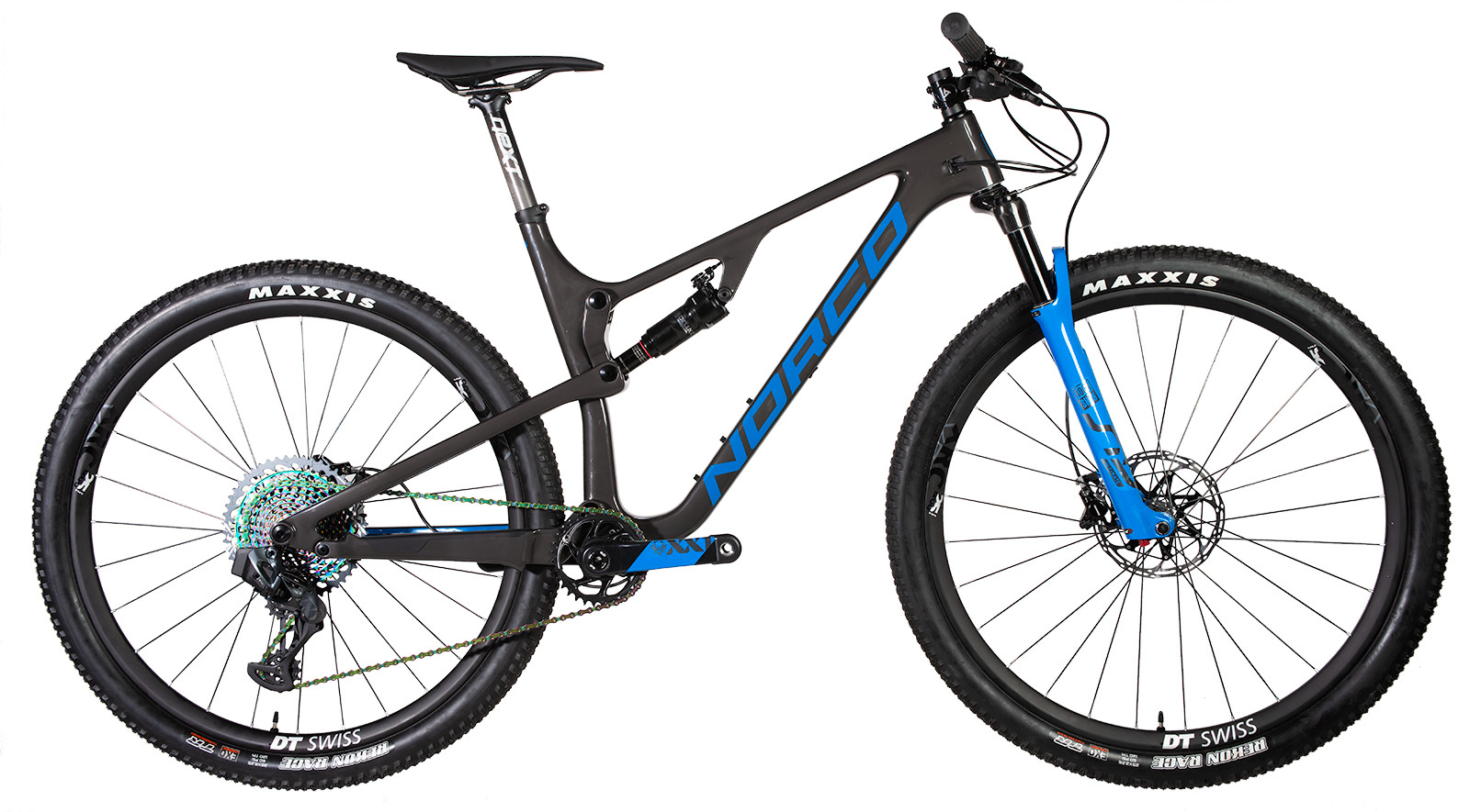 Norco's New XC Race Weapon - The Revolver FS 100 and 120
