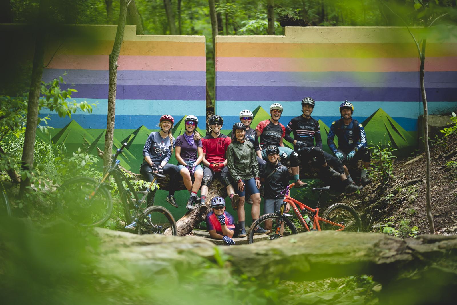 INAUGURAL WOMEN SHRED CYCLING FESTIVAL MAKES ITS MARK