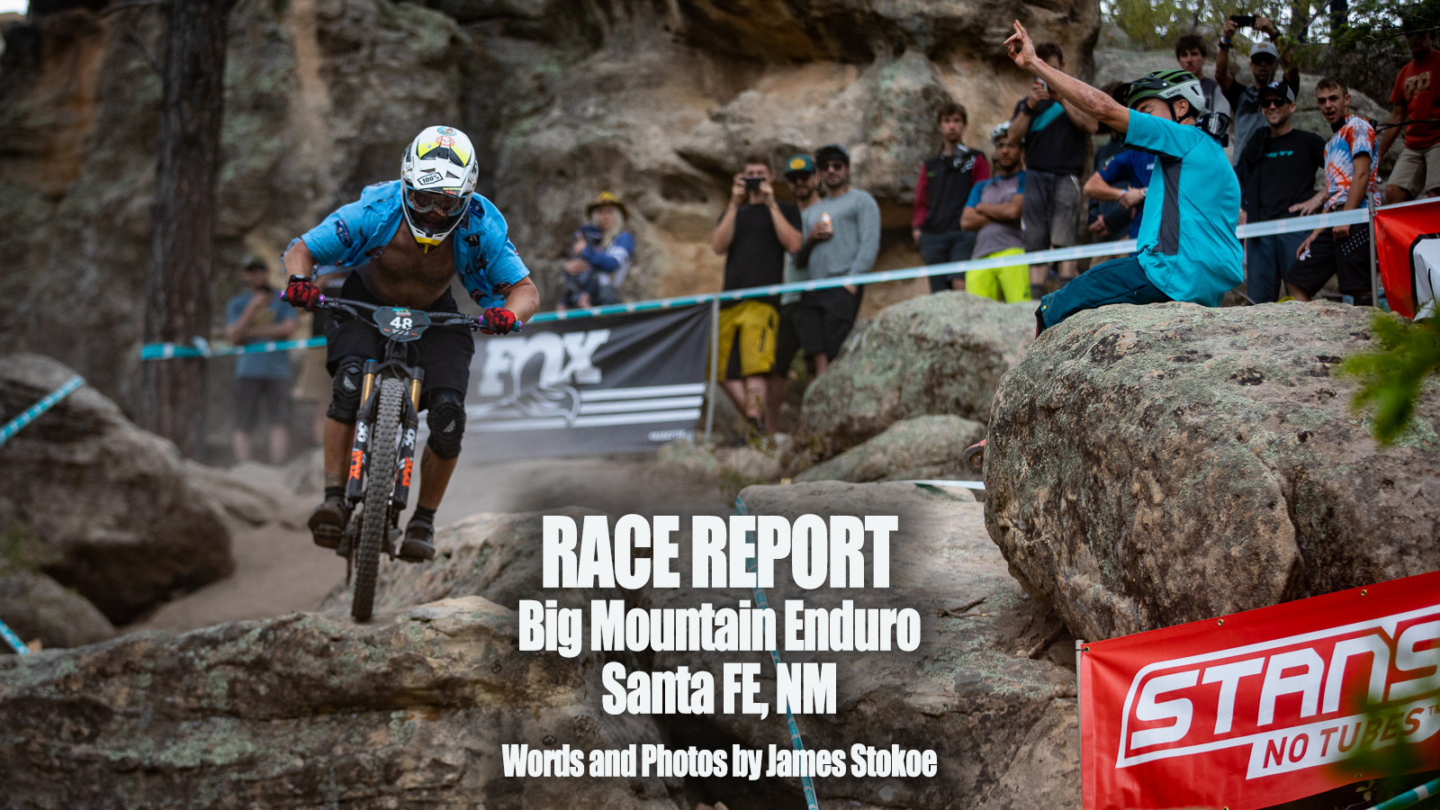 2019 Big Mountain Enduro - Stop #1, Santa Fe, NM