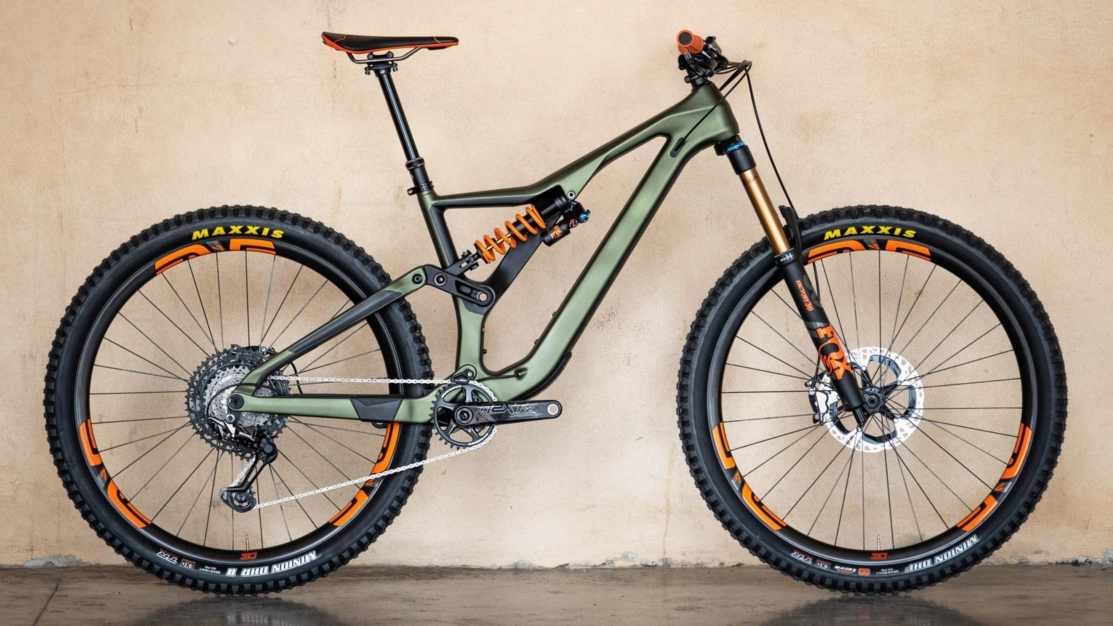 Orbea Gives the Rallon More Travel and More Progressivity for 2020