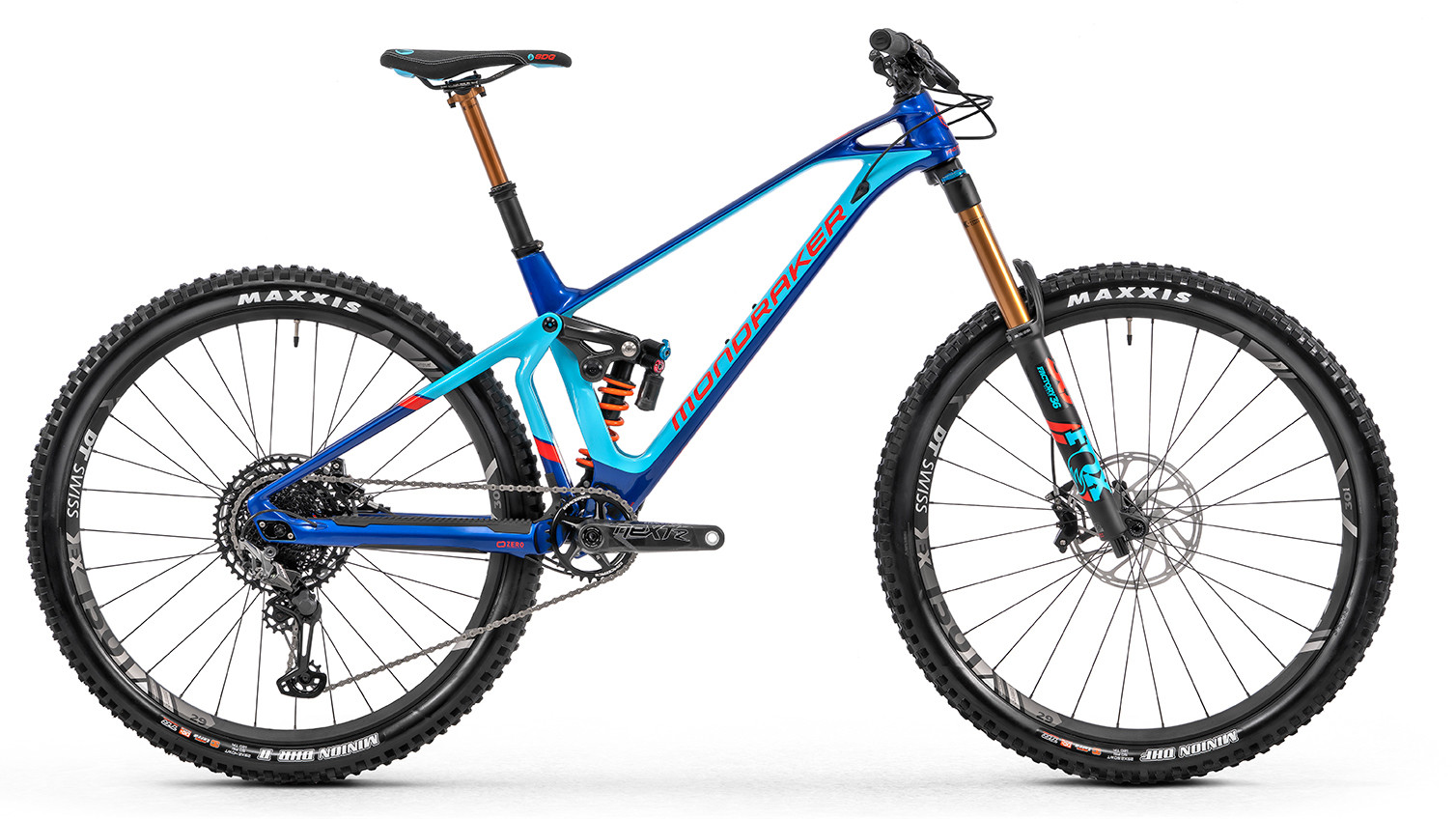 Mondraker Launches the New Super Foxy Carbon 29