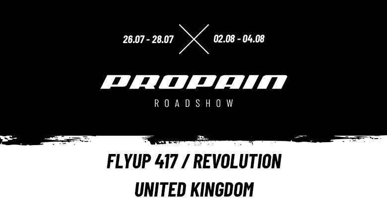 PROPAIN Roadshow goes UK!