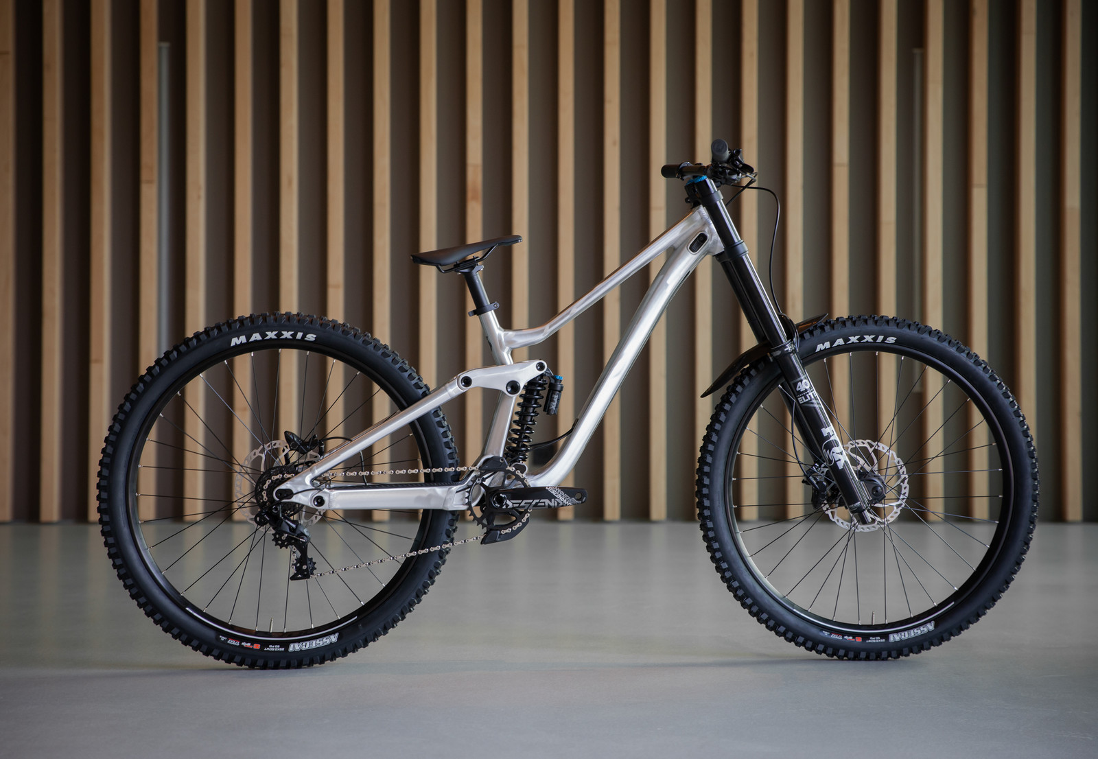 Introducing the All-New SCOTT Gambler Alloy Downhill Bike