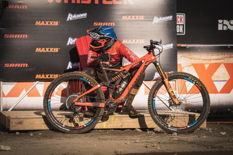 Take a Ride On Stage One of the Enduro Wold Series, Whistler