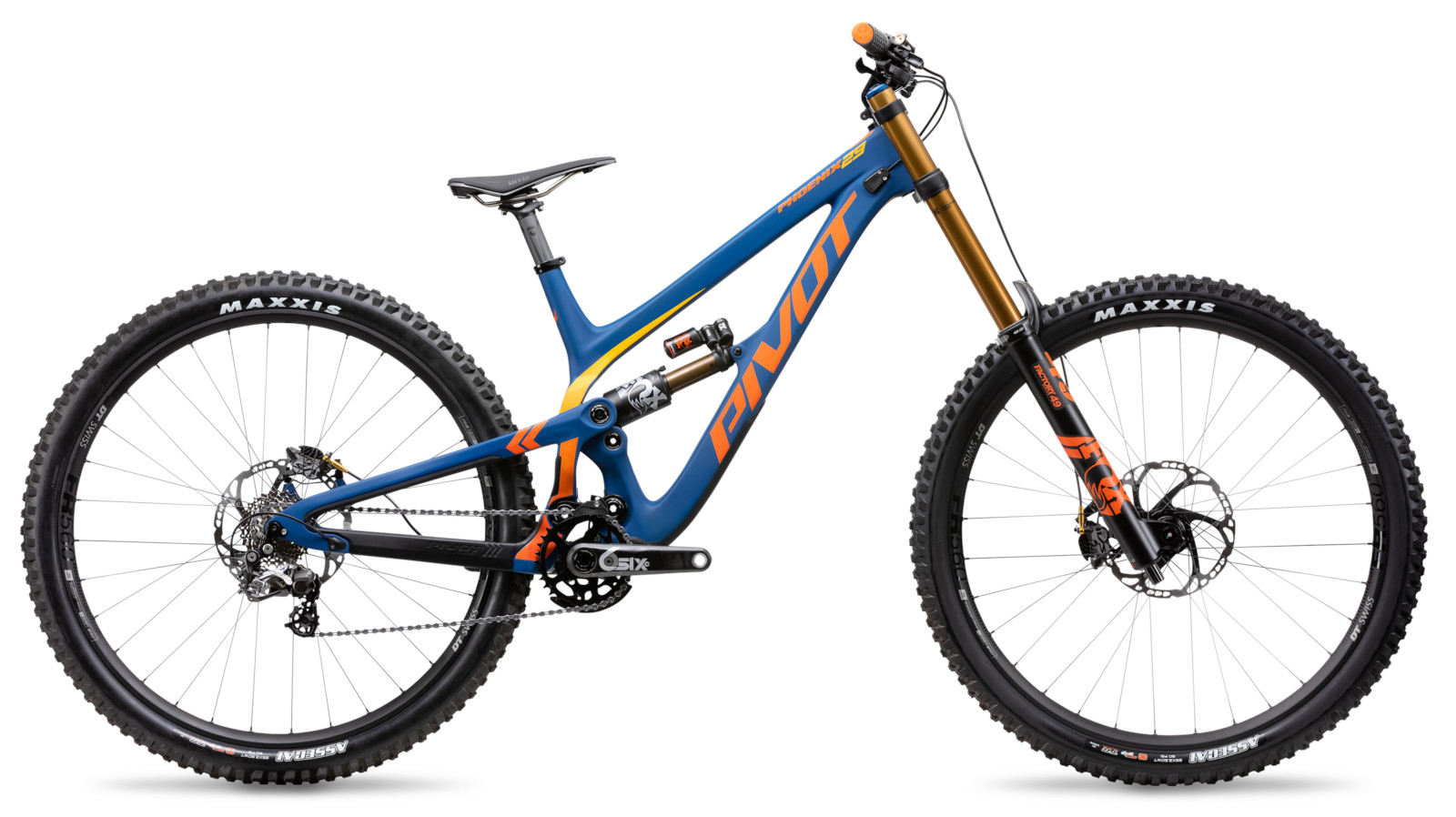 Pivot's All-New Phoenix 29 Has Landed