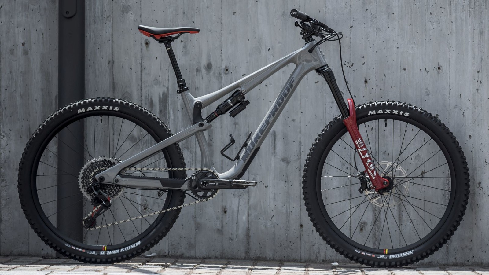 Nukeproof Introduces the Reactor
