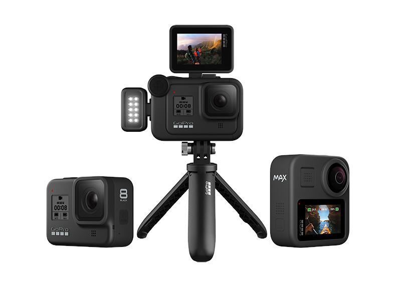 GoPro Announces HERO8, MAX, Mods