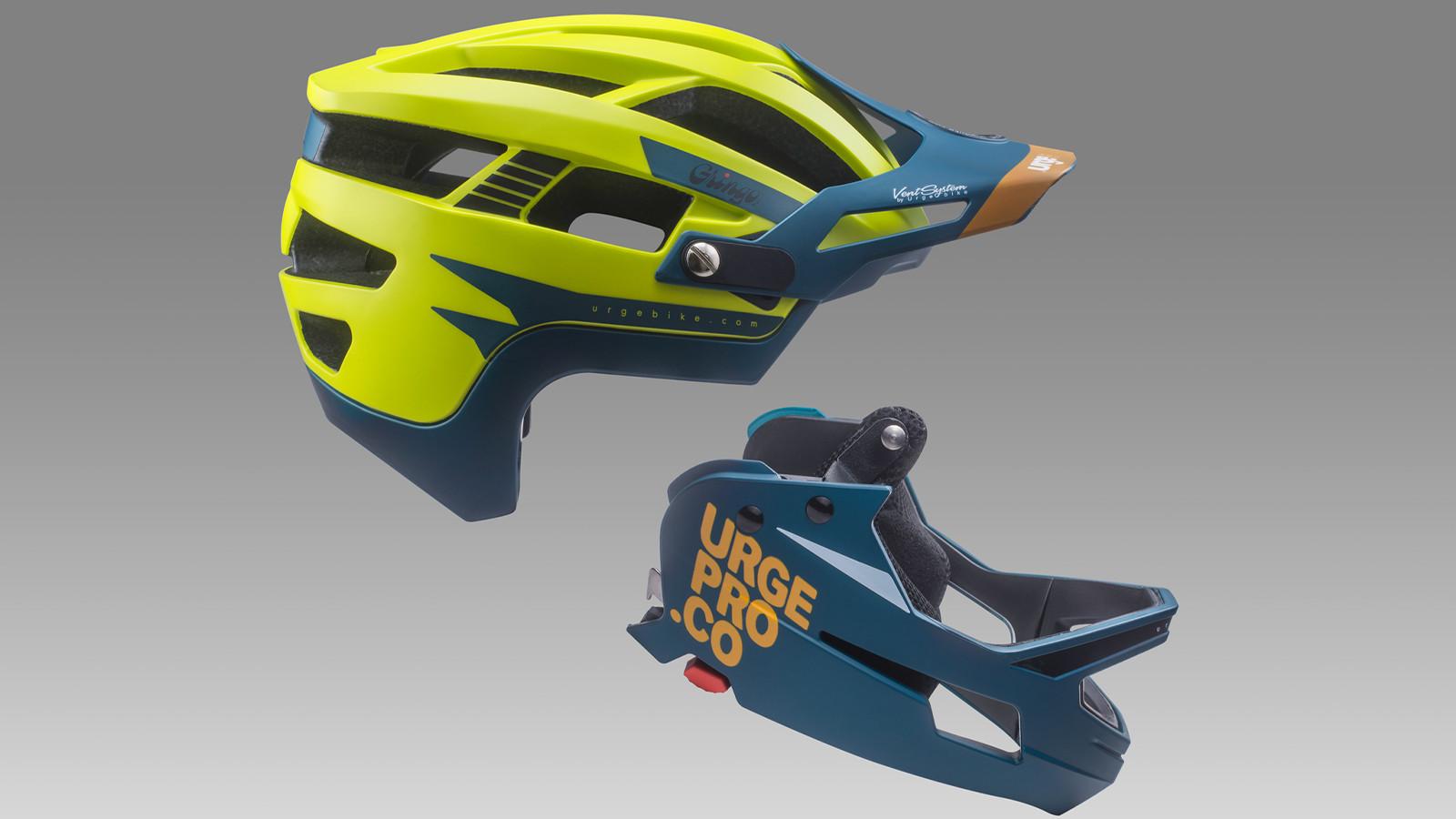 Urge Releases Full 2020 Helmet Line