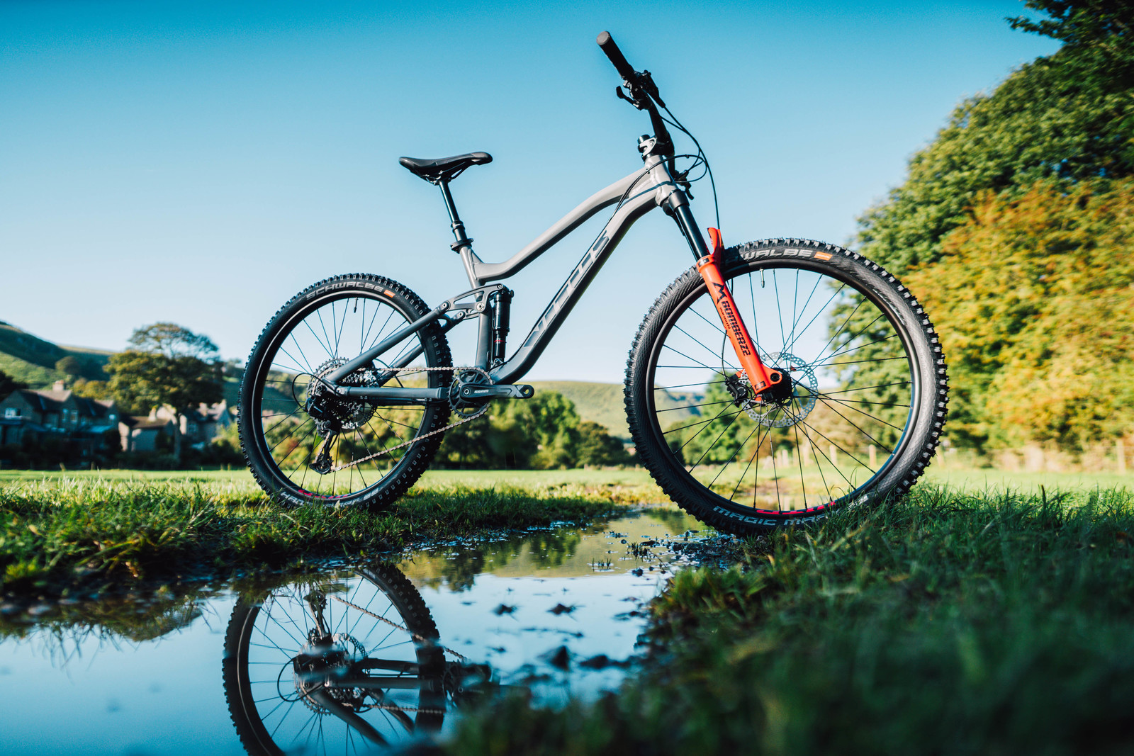 Vitus Launch the All New Mythique Trail Bike