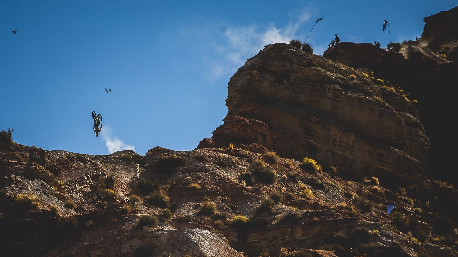 Antoine Bizet Withdraws From 2019 Red Bull Rampage