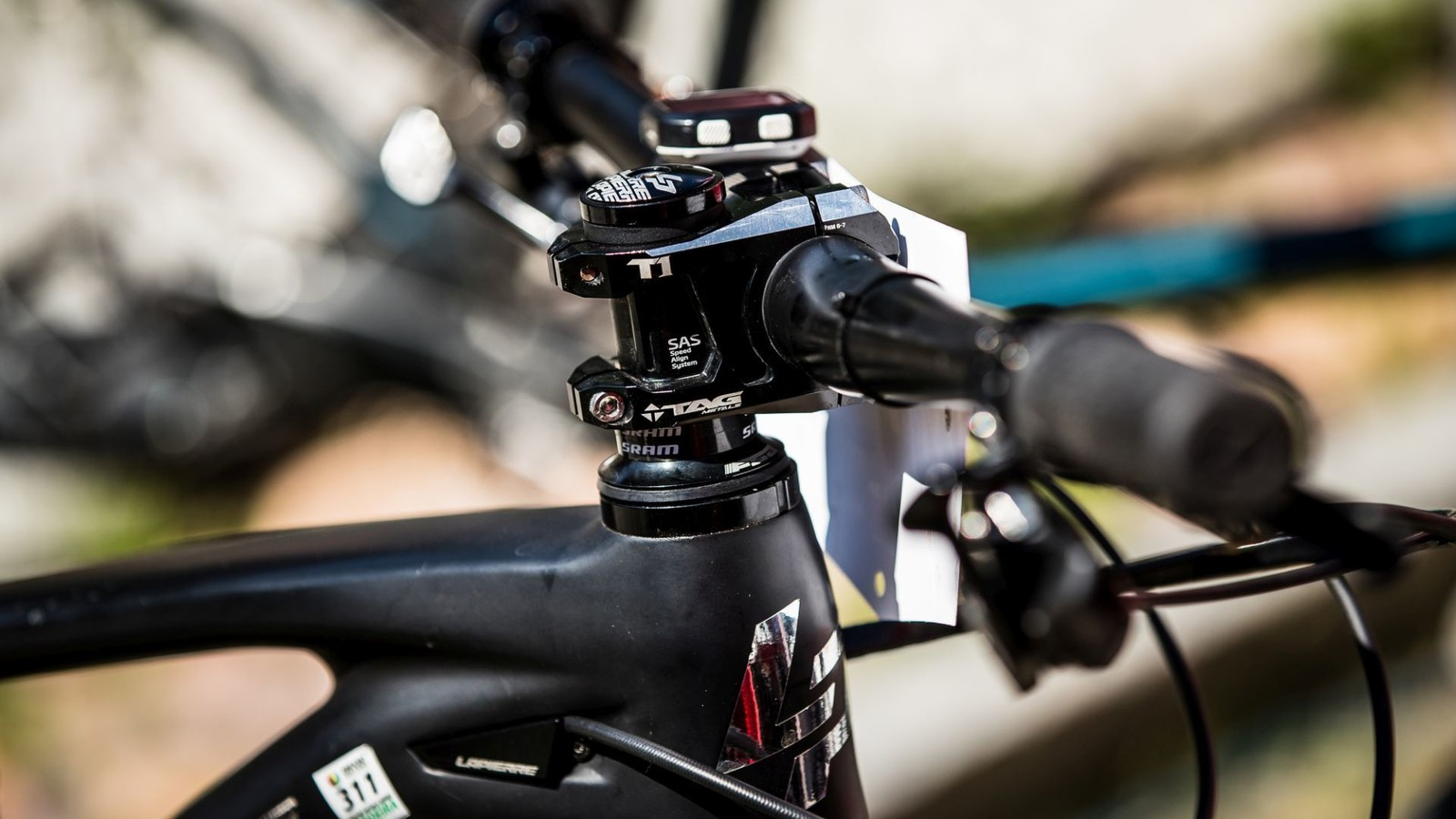 Motocross Brand TAG Metals Launches a Range of MX Inspired Mountain Bike Components