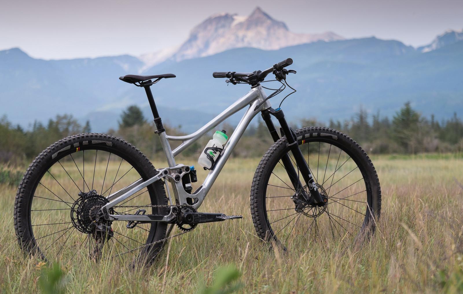 Brandnew Mountain Bike
