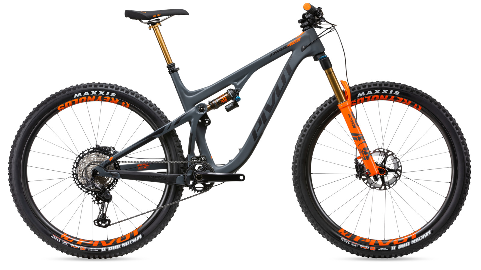Pivot's New Trail 429 Enduro Build Gets a Bump in Travel and an Aggressive Attitude