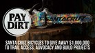 Santa Cruz Bicycles to Give $1,000,000 To Trail Projects - The PayDirt Fund